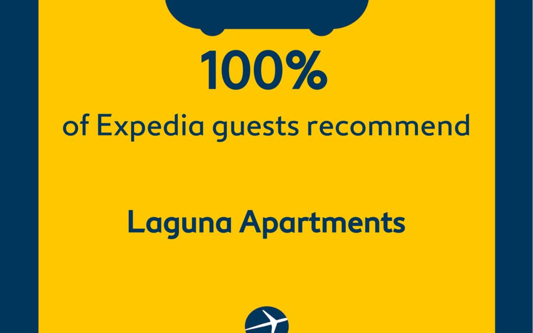Expedia Guest Rated Awards 2018