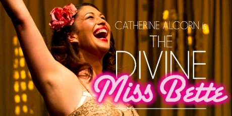 Catherine Alcorn is The Divine Miss Bette at Coolum Civic Centre