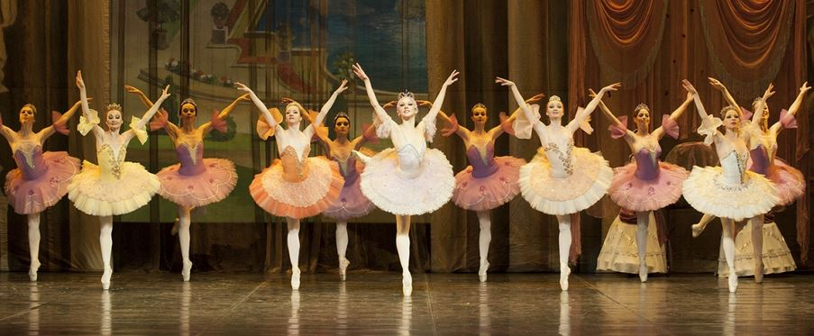Sleeping Beauty at the Empire Theatre