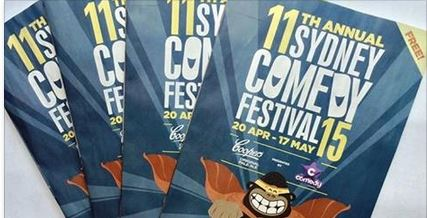 The Sydney Comedy Festival Showcase